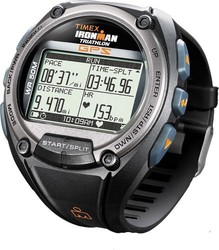 Timex Ironman Global Trainer GPS HRM Black