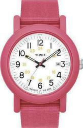 Timex Camper Red Fabric Strap T2N365