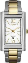 Timex Elevated Classics Two-Tone Stainless Steel T2N284