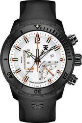 TX TechnoLuxury Titanium Linear Chrono T3C313