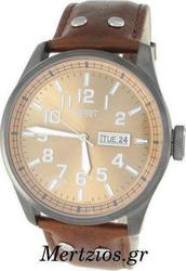 Esprit Axis Beige Date Watch ES103151002