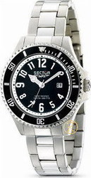 Sector 230 Mens Stainless Steel Bracelet R3253161025