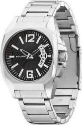 Police Interstate Stainless Steel Bracelet PL12897JS-02M