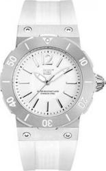 CAT Active Ocean Ladies White Rubber Strap D234120232