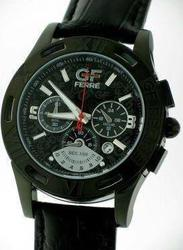 Gianfranco Ferre Black Steel Case GF9607M05