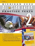All Star Extra Vol. 2 Practice Tests for Michigan ECCE: Student's Book and Glossary (pack)