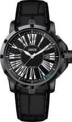 Venus Automatic Date Limited Black Strap VE-1302A2-12-R2