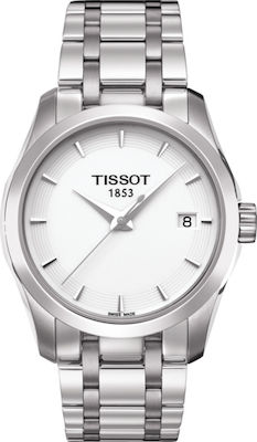 Tissot T-Trend Couturier Stainless Steel Bracelet