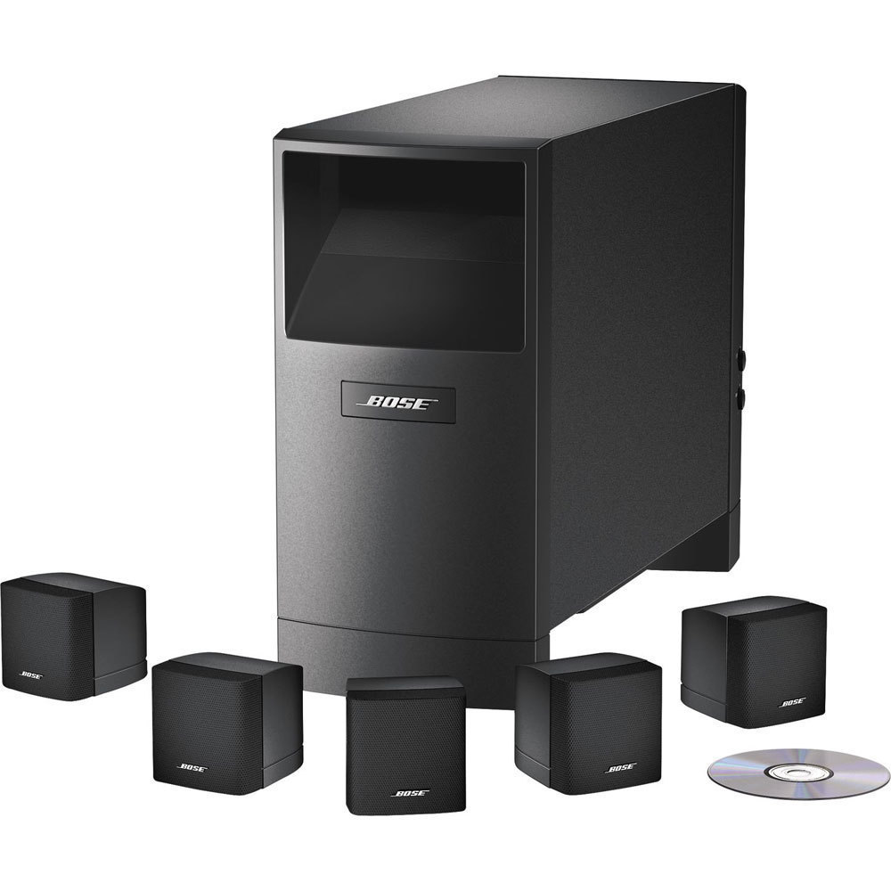 bose acoustimass 6 series iii. Black Bedroom Furniture Sets. Home Design Ideas