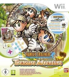 Family Trainer: Treasure Adventure (w/Mat) Wii