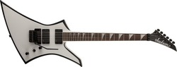 Jackson JS32 Kelly White with Black Bevels