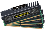 Corsair Vengeance 32GB Quad Channel DDR3 Memory Kit (CMZ32GX3M4X1866C10)