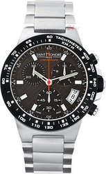 Saint Honore Worldcode Chronograph Stainless Steel Bracelet 89013171CINO