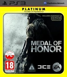 Medal of Honor (Platinum) PS3