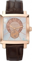 Saint Honore Orsay Rose Gold Brown Leather 8630178YMIR