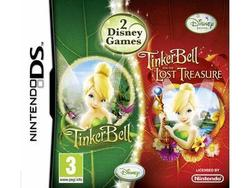 Fairies: Τwin Pack (Tinker Bell & Tinker Bell and the Lost Treasure) DS