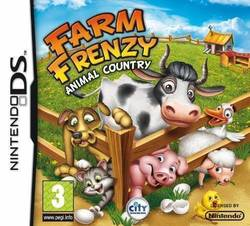 Farm Frenzy: Animal Country DS