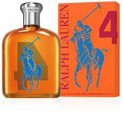 Ralph Lauren Big Pony 4 Orange Eau de Toilette 125ml