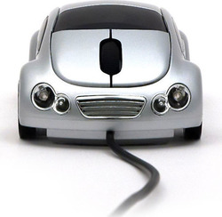 Satzuma Car Mouse