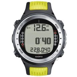 Suunto D4i Dive Computer Yellow with USB SS018532000