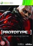 Prototype 2 (Blackwatch Collector's Edition) XBOX 360