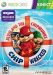 Alvin and the Chipmunks: Chipwrecked XBOX 360