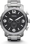 Fossil Chronograph Stainless Steel Bracelet JR1353