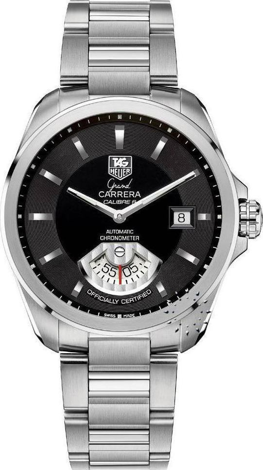 Προσθήκη στα αγαπημένα menu TAG Heuer Grand Carrera Automatic Calibre 6  WAV511A.BA0900 02081f70044