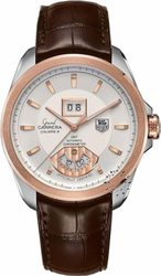 TAG Heuer Grand Carrera Calibre 8 RS Rose Gold and Steel WAV5152.FC6231