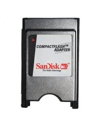 Sandisk PCMCIA to CF Compact flash