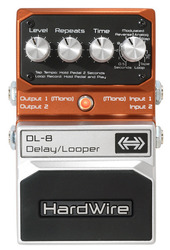 Digitech HardWire DL-8 Delay/Looper