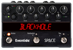 Eventide Space Reverb Effects