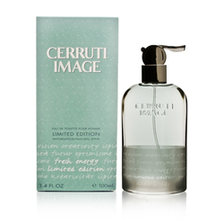 Cerruti Image Fresh Energy Limited Edition Eau de Toilette 100ml
