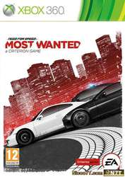 Need for Speed Most Wanted (Criterion) XBOX 360