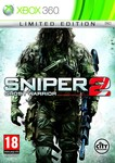 Sniper : Ghost Warrior 2 (Limited Edition) XBOX 360