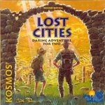 Rio Grande Games Lost Cities