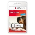 AgfaPhoto USB Flash Drive 2.0, 32GB