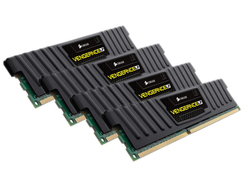 Corsair Vengeance LP 32GB DDR3-1600MHz Quad Kit
