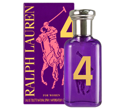 Ralph Lauren The Big Pony 4 For Women Eau de Toilette 50ml