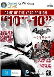 Batman: Arkham City GOTY (Game of the Year Edition) PC