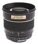 Samyang 85mm f/1.4 IF MC Asph (Canon)