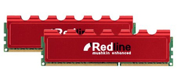 Mushkin 997083 - 8GB (2x4GB) DDR3 UDIMM PC3-19200 10-12-12-28 Redline