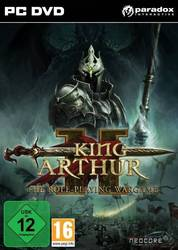King Arthur II: The Role-Playing Wargame (Online) PC