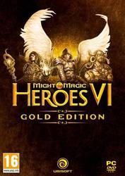 Heroes of Might and Magic VI (Gold Edition) PC