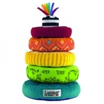 Lamaze Rainbow Stacking Rigns