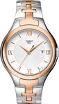 Tissot T12 Ladies TwoTone Stainless Steel Barcelet T0822102203800