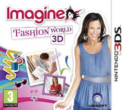 Imagine Fashion World 3D 3DS