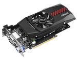 Asus GeForce GTX650 1GB DirectCU Top OC