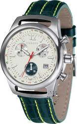 Iceberg Monza Green Leather Strap 524-31