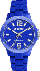 Lotto Blue Plastic Bracelet - LU2161-02
